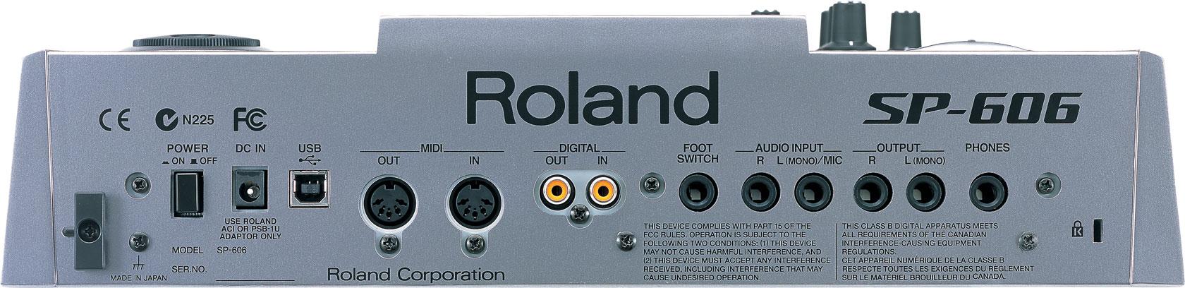 ROLAND SP 606 DRIVER FREE