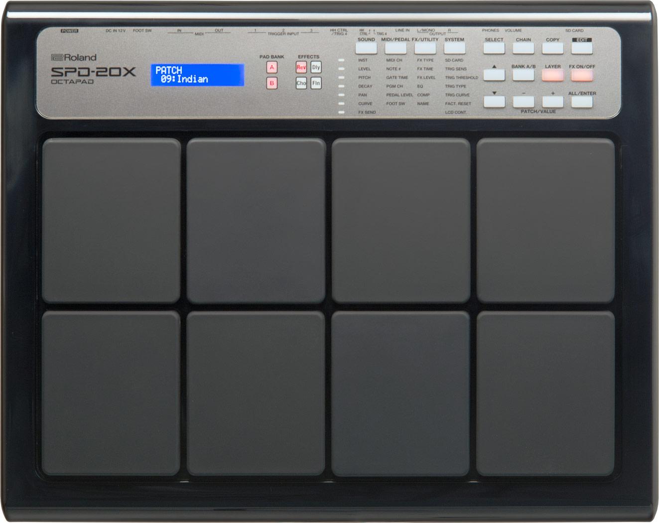 Roland Octapad Spd 20x Digital Percussion Pad