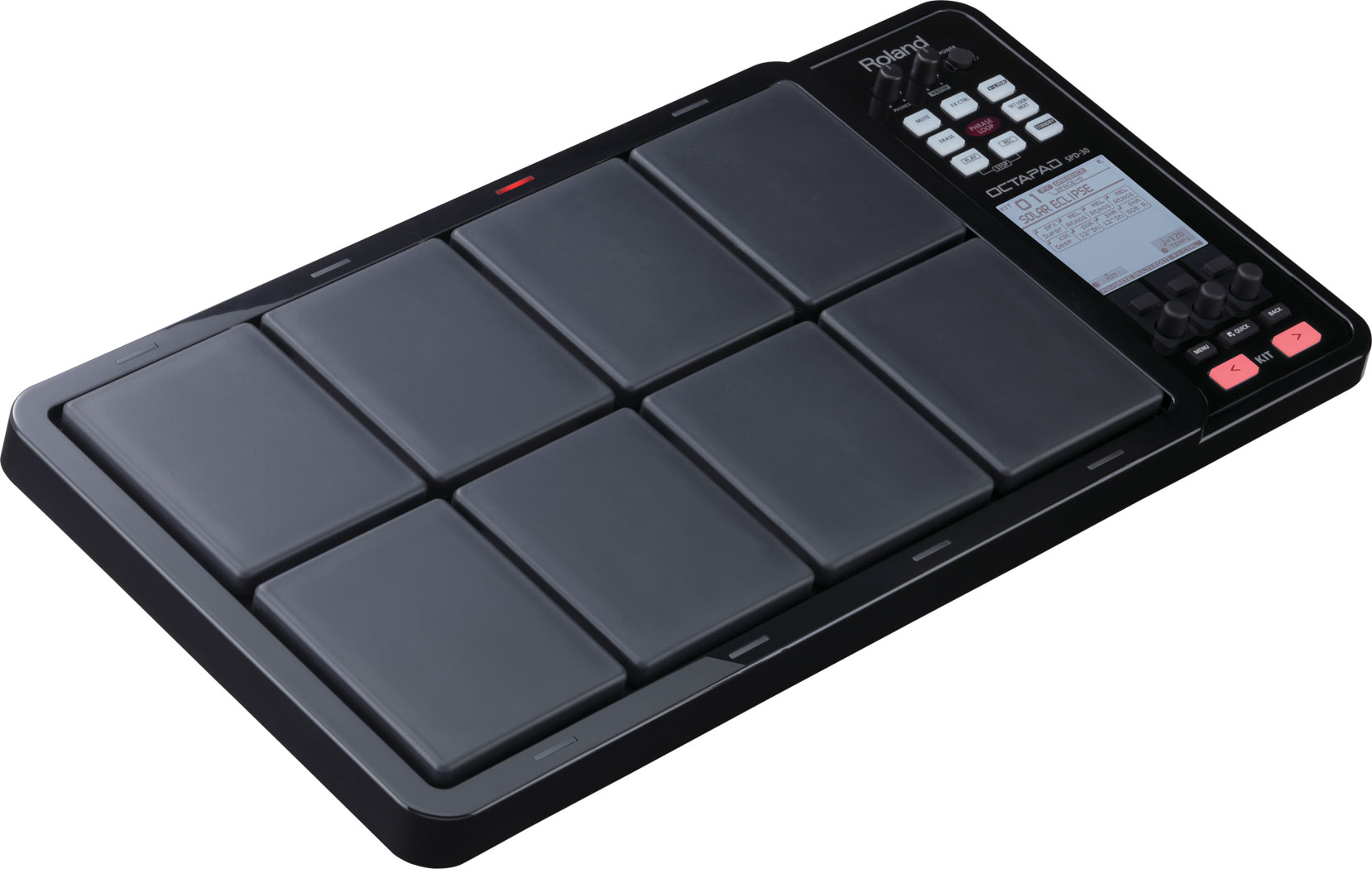 Roland Octapad Spd 30 Digital Percussion Pad Baja 90cc 5 Pin Wiring Diagram