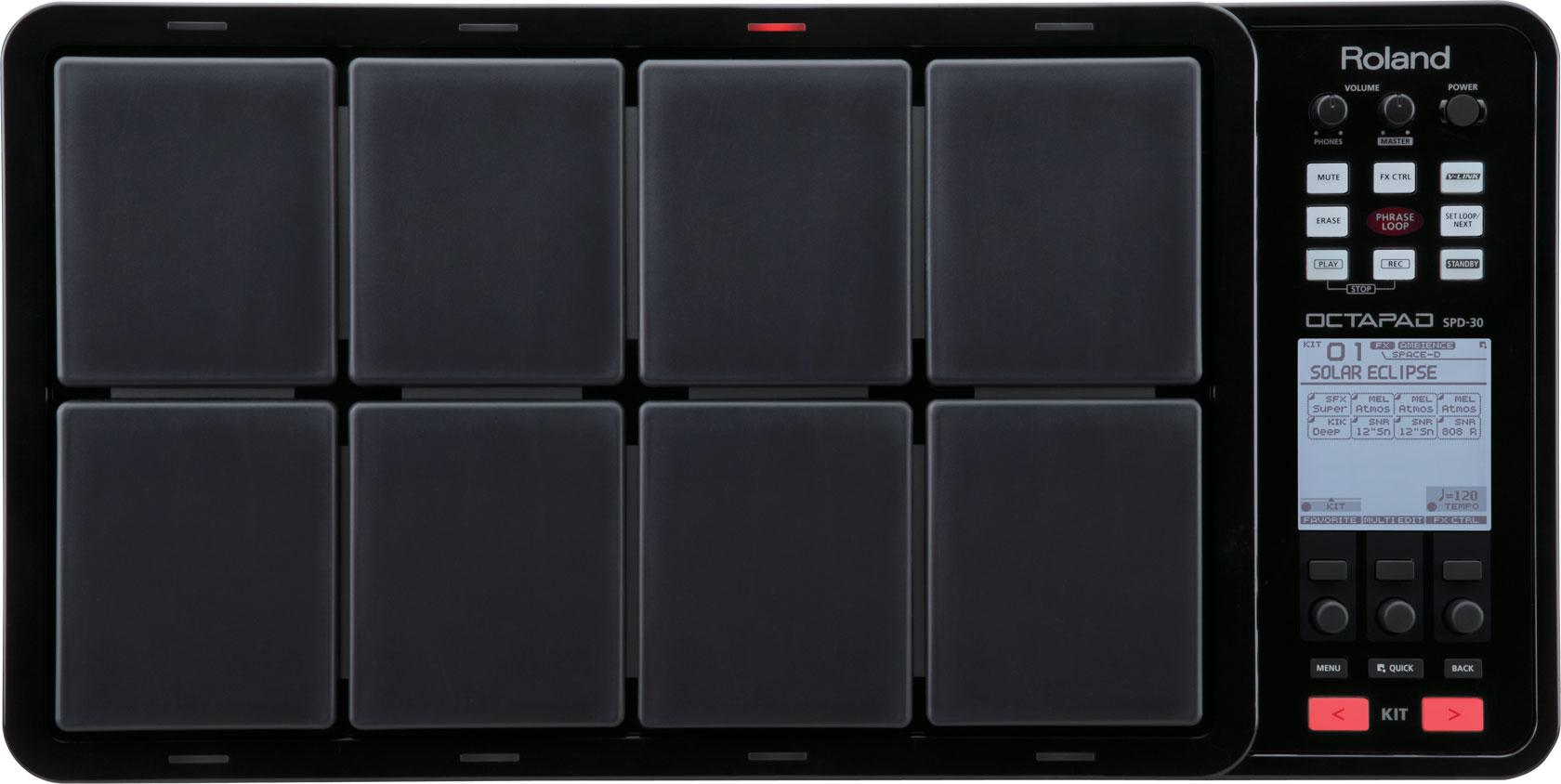 roland octapad spd 30 digital percussion pad. Black Bedroom Furniture Sets. Home Design Ideas