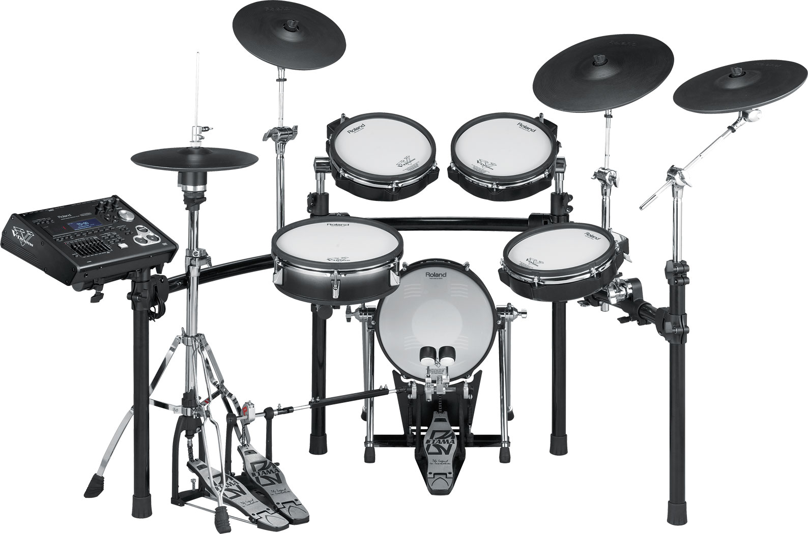 Roland Drums Percussion V Drums Kits