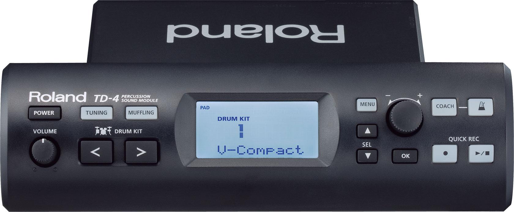 TD-4   Percussion Sound Module - Roland