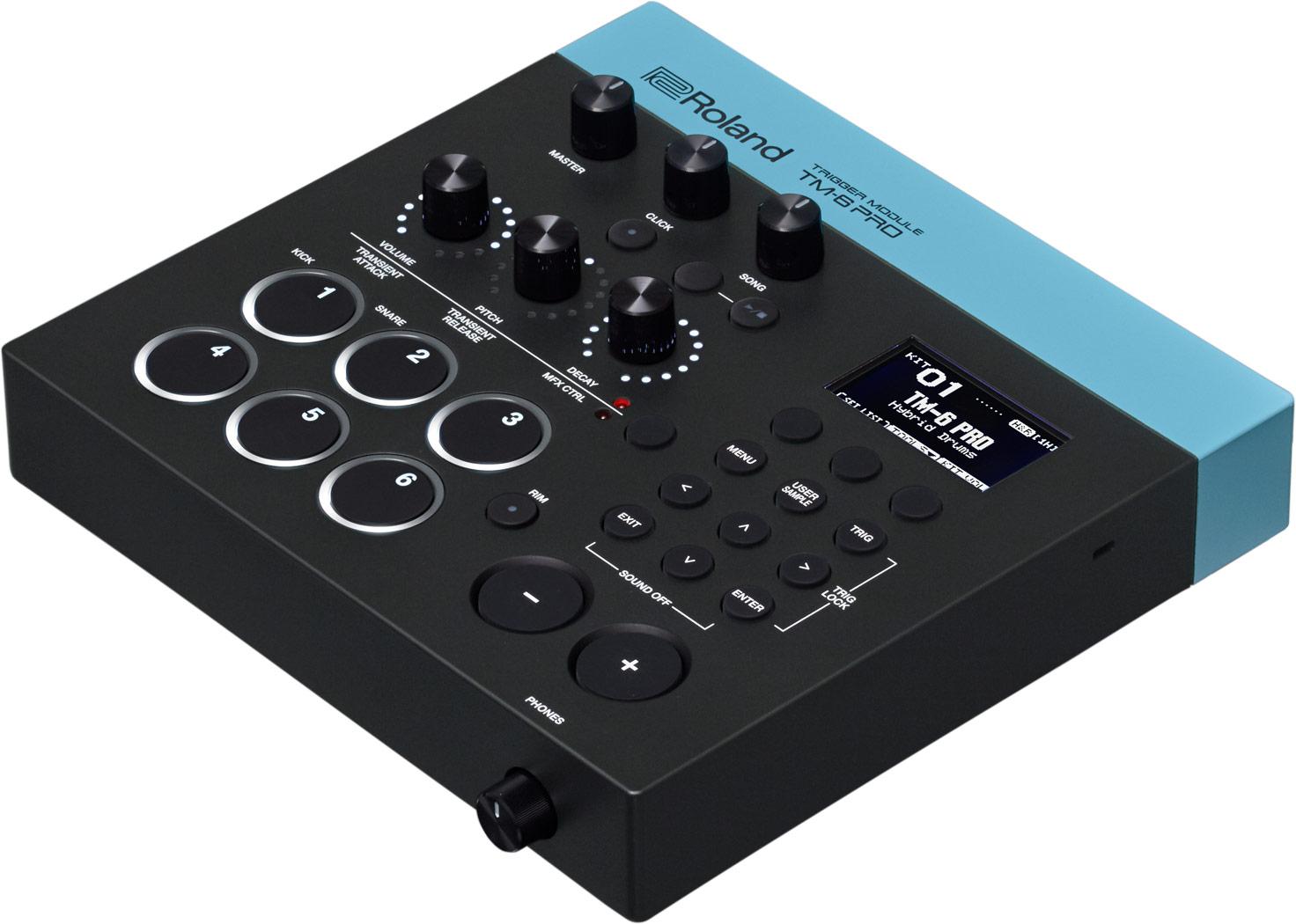 Roland - TM-6 PRO | Trigger Module