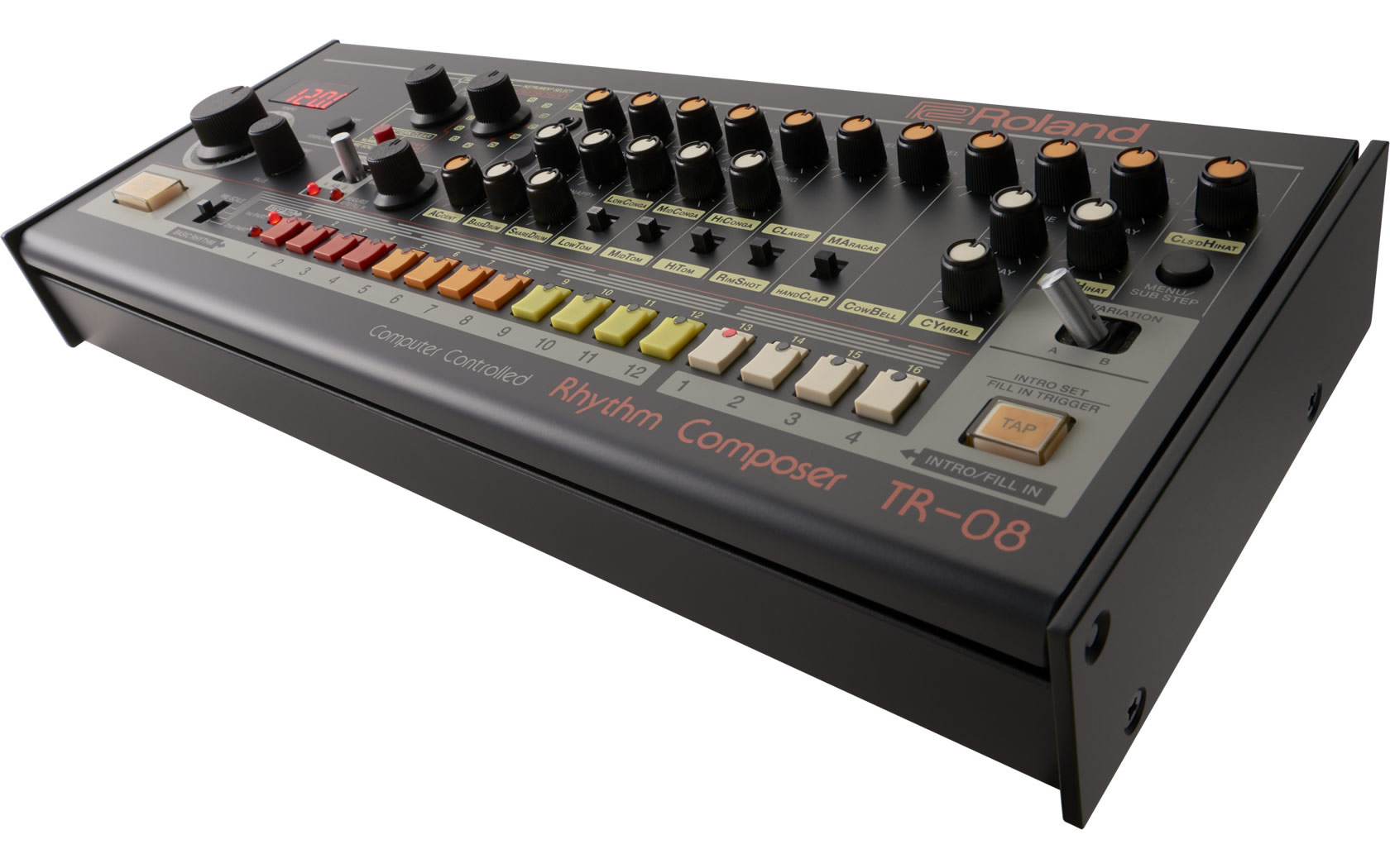 Roland Tr 08 Rhythm Composer O View Topic Building A Control Panel With Led Route Indication