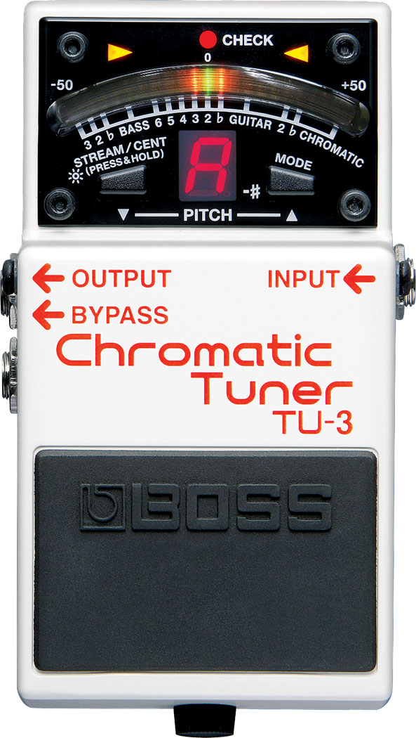 boss tu 3 chromatic tuner rh boss info boss tu 3 manuel boss tuner tu-3 manual