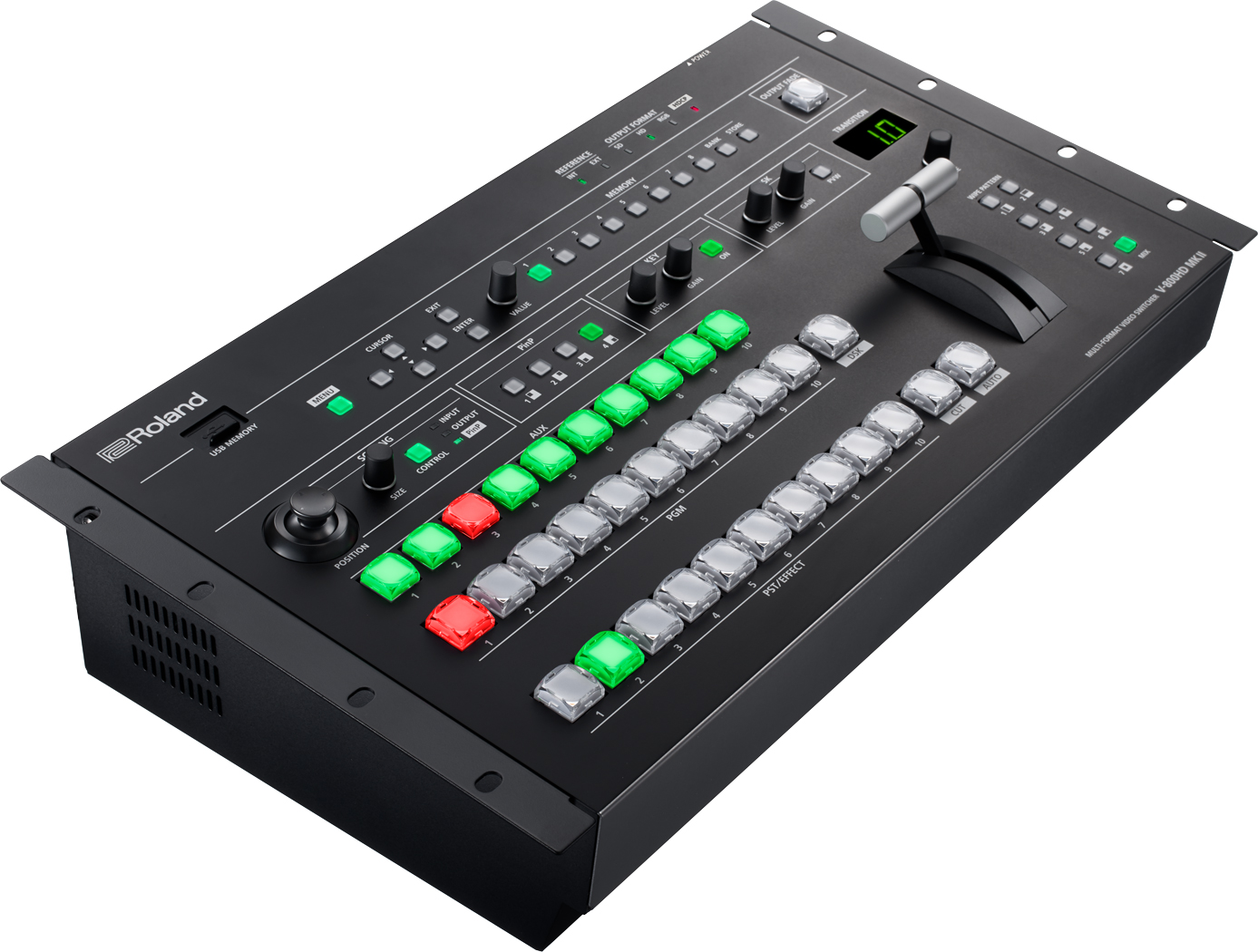 Roland Pro A/V - V-800HD MK II | Multi-Format-Video-Switcher