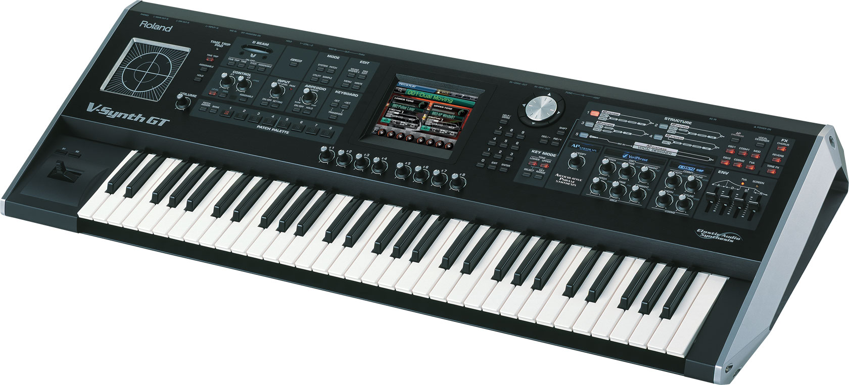 roland v synth gt elastic audio synthesizer rh roland com roland v synth gt service manual Roland V-Synth Review
