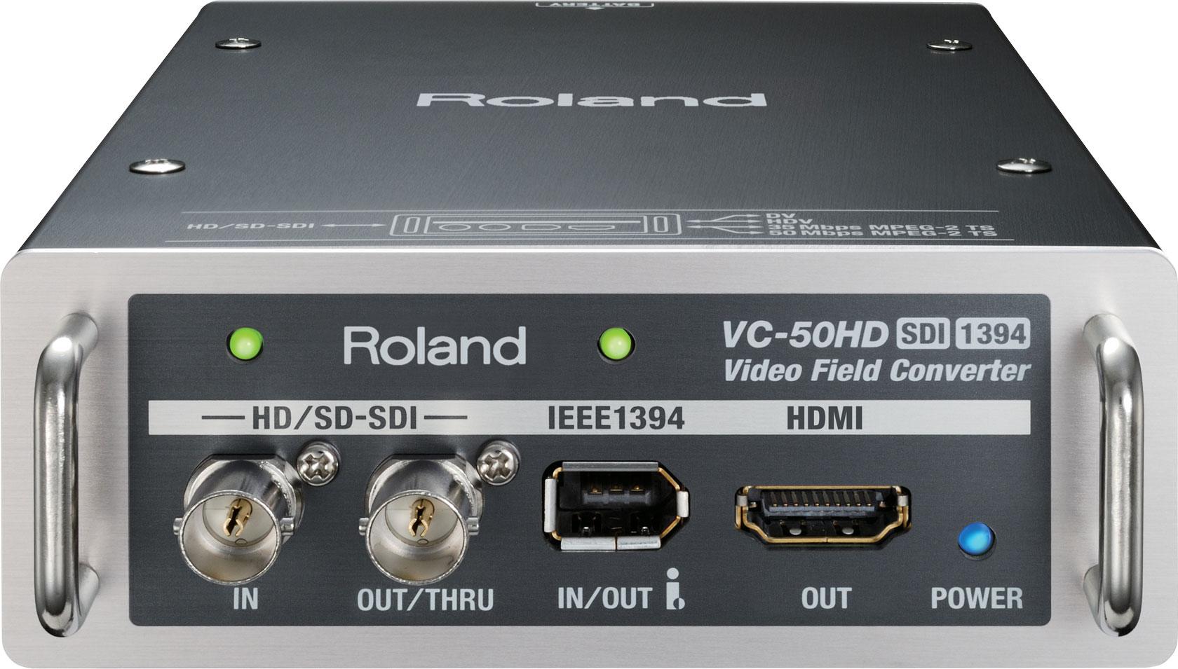 VC-50HD | Video Field Converter - Roland Pro A/V