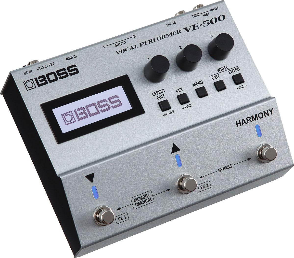 BOSS - VE-500 | Vocal Performer