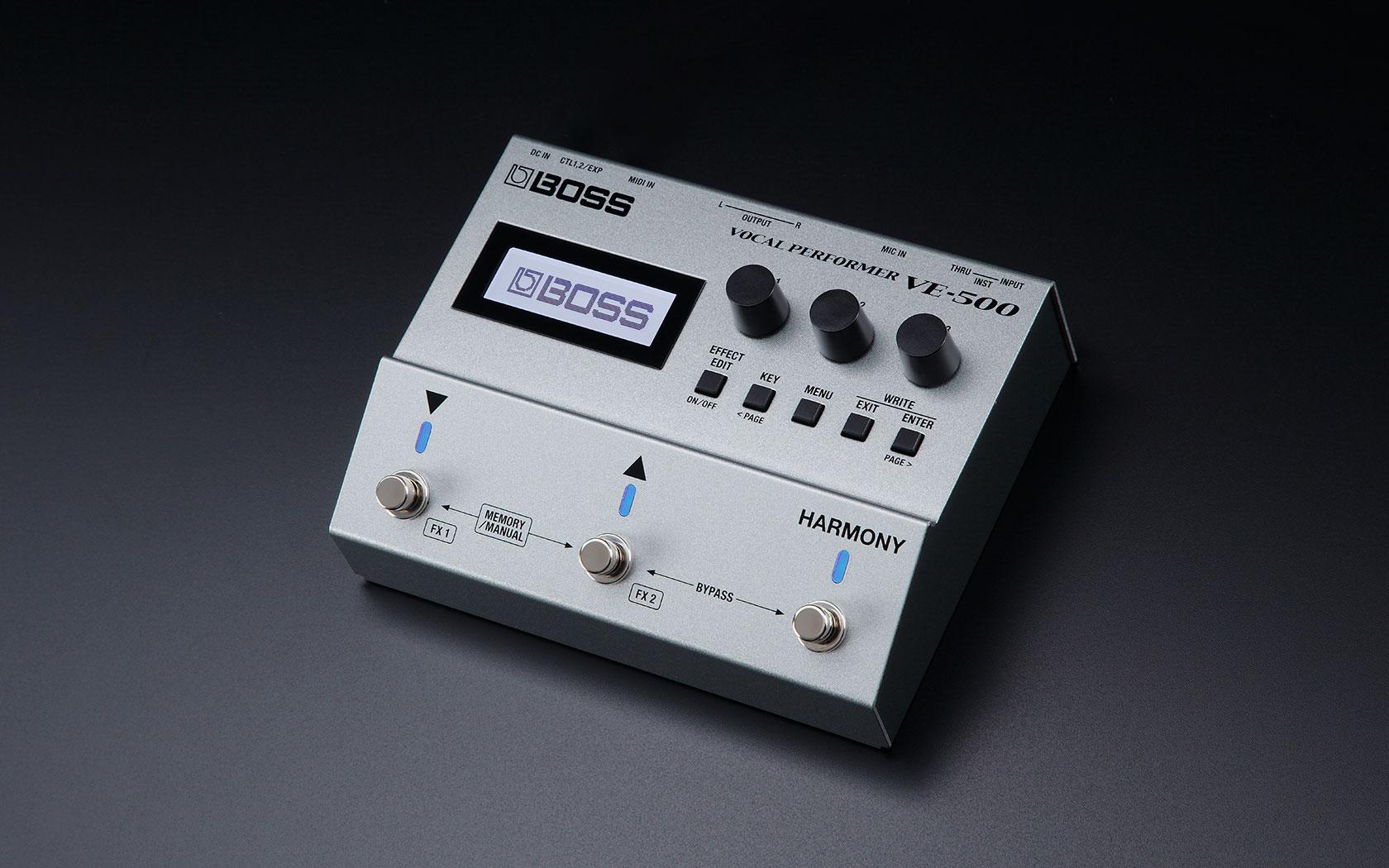 BOSS - VE-500   Vocal Performer