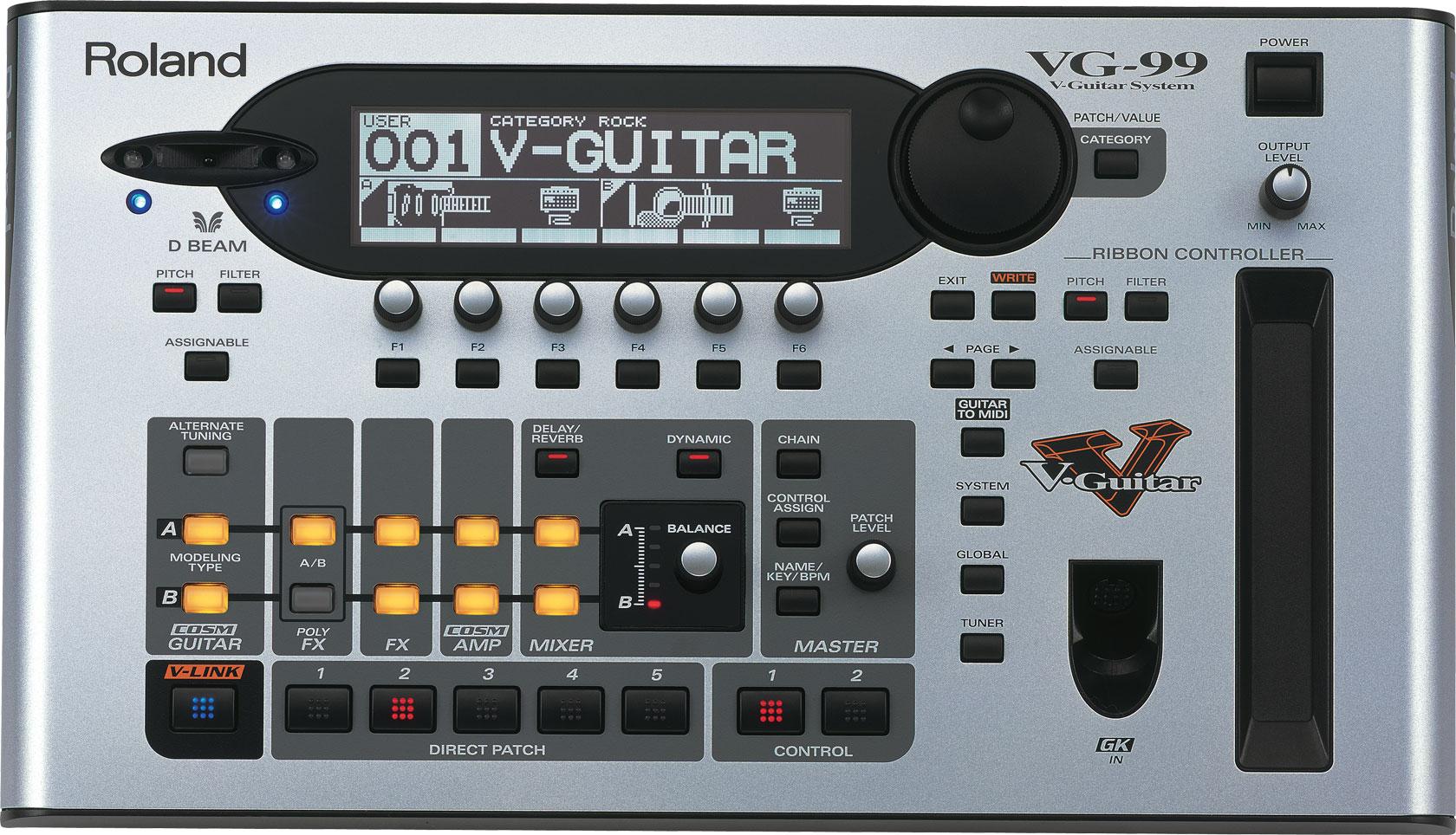Roland - VG-99  fc33874f774