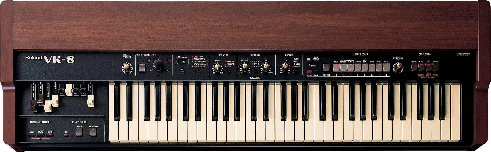 VK-8 | Combo Organ - Roland