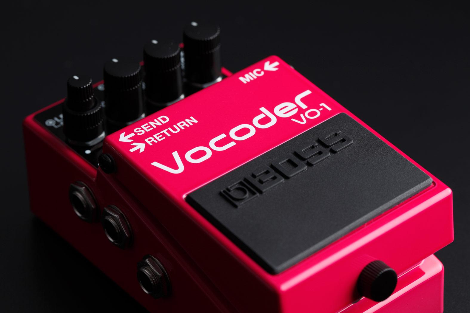 BOSS - VO-1 | Vocoder