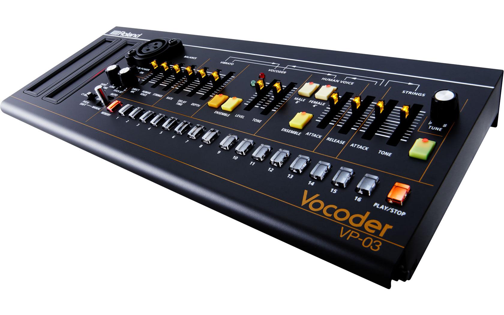 Roland - VP-03 | Vocoder