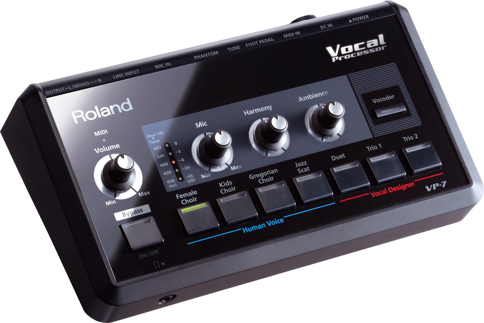Roland - VP-7 | Vocal Processor