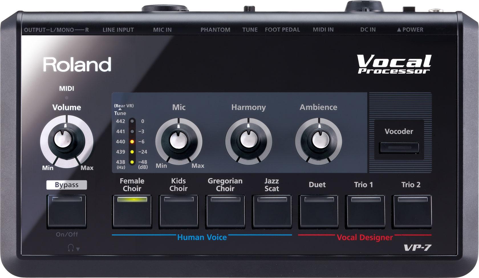 VP-7 | Vocal Processor - Roland