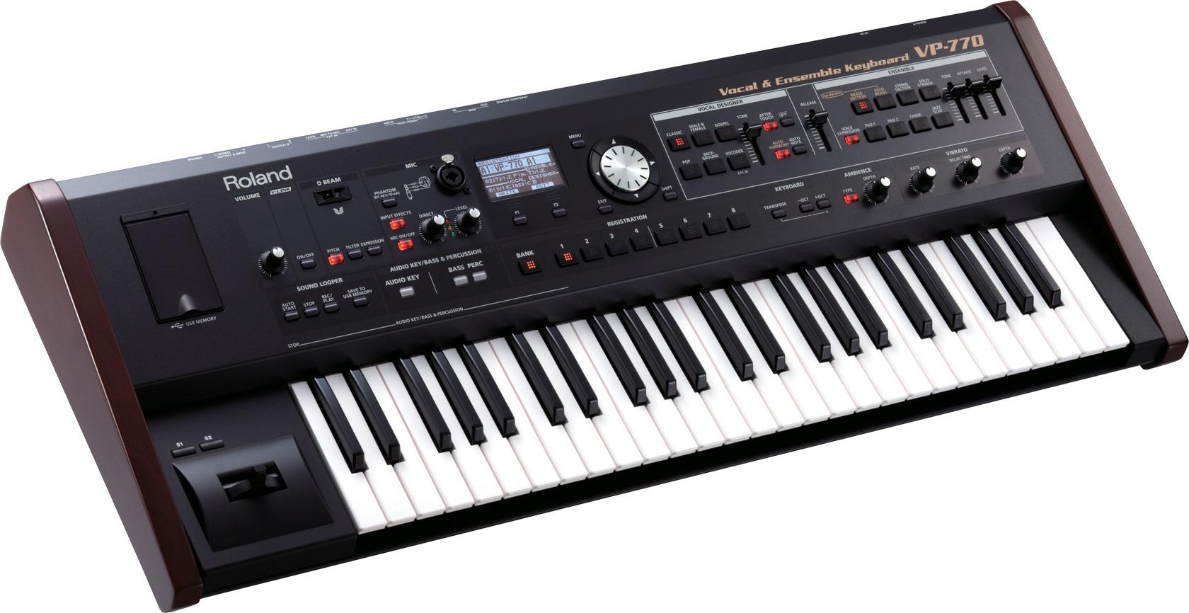 roland keyboards