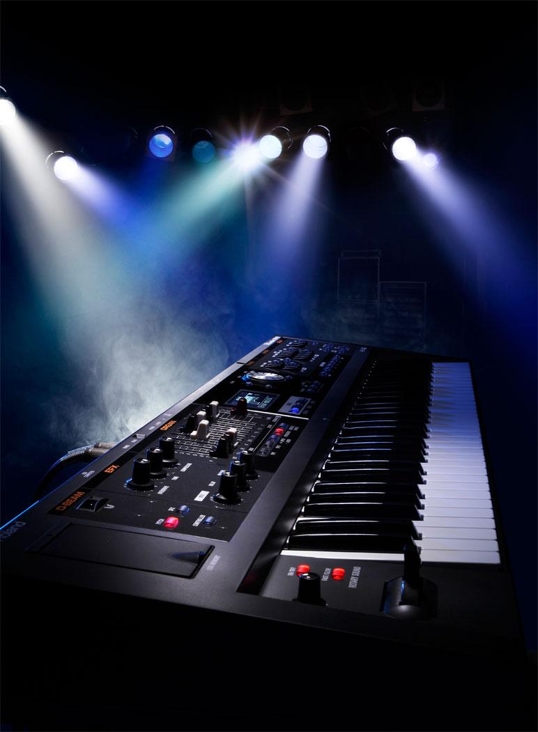 roland vcombo vr09 live performance keyboard