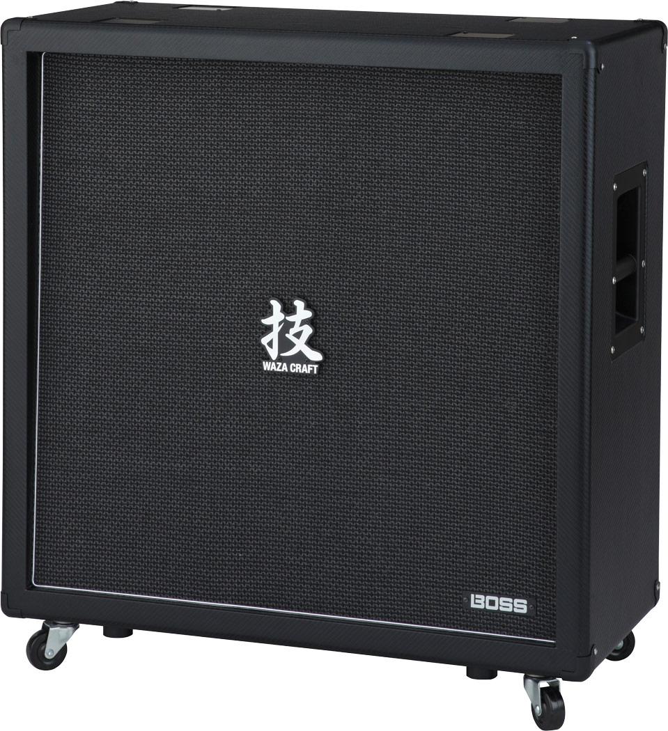 BOSS - WAZA Amp Cabinet412 | Guitar Amplifier Cabinet