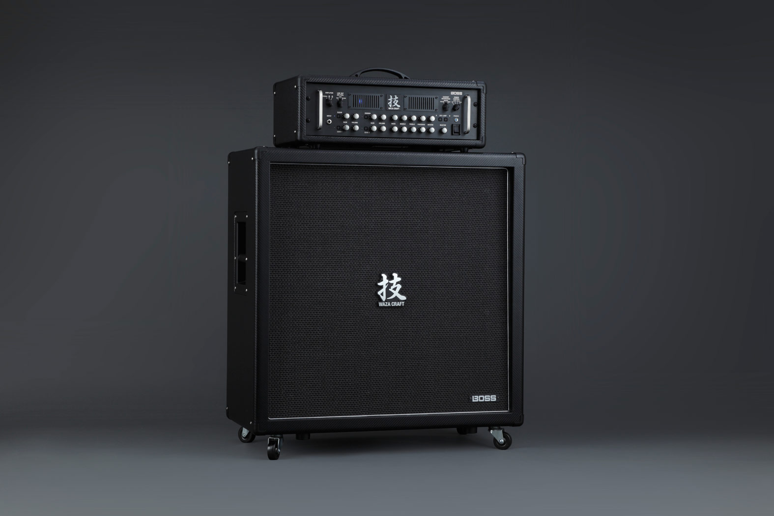 Boss Waza Amp Cabinet412 Guitar Amplifier Cabinet The Birth Of An