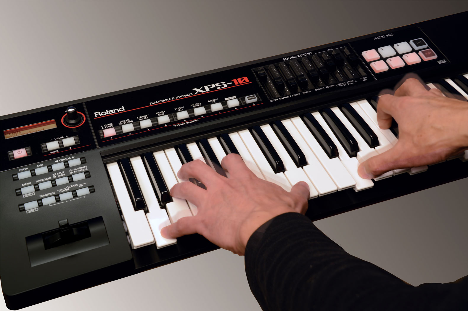 Roland - XPS-10 | Expandable Synthesizer