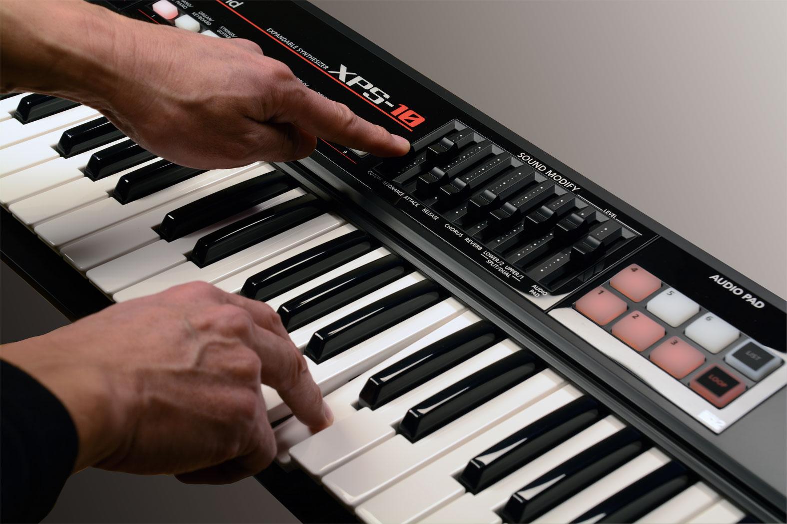 Roland XPS-10 Expandable Synthesizer