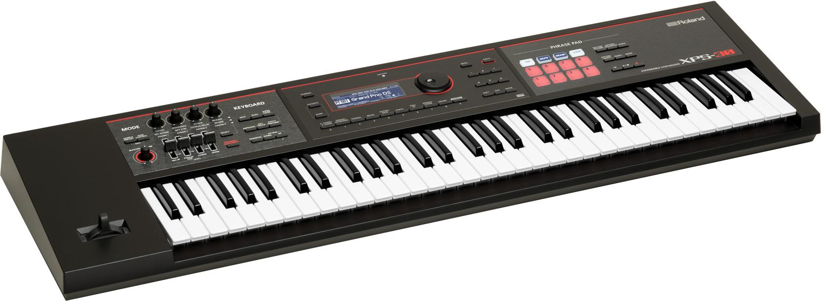 Roland - XPS-30   Expandable Synthesizer