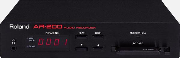 Roland AR-200 Recorder Driver