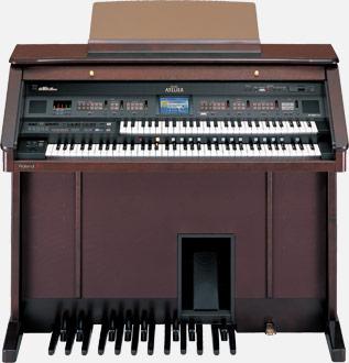 AT-80SL | Atelier Organ - Roland