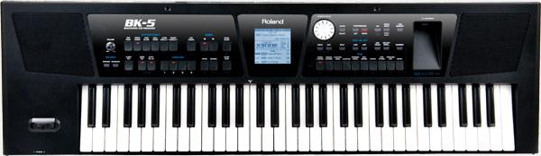 BK-5   Backing Keyboard - Roland