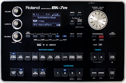 Roland - BK-7m | Backing Module