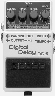boss dd 5 digital delay rh boss info Boss DD-5 Settings boss digital delay dd 5 manual