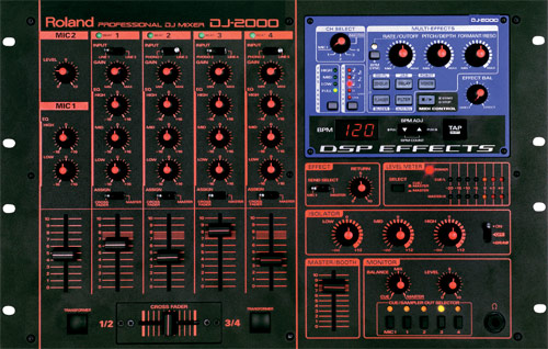 DJ-2000