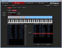 E-A7 Tone Manager