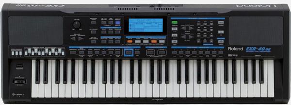 EXR-40 OR | Interactive Arranger - Roland