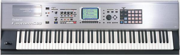 roland fantom s88 workstation keyboard rh roland com Roland Fantom X6 manual roland fantom s español
