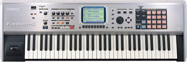 Roland - Fantom-S | Workstation Keyboard