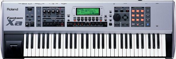 roland fantom xa workstation keyboard rh roland com Roland Fantom S61 Roland Fantom X6