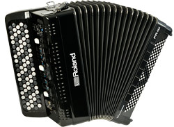 Roland - Keyboards & Accordions - V-Accordion