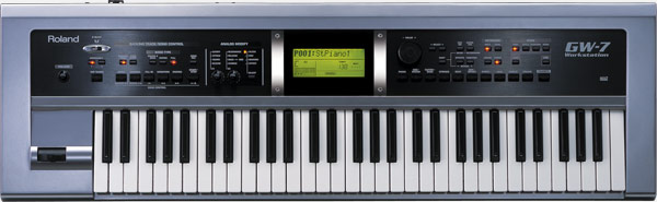 DRIVERS UPDATE: ROLAND GW-7 WORKSTATION USB