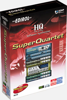 edirol super quartet