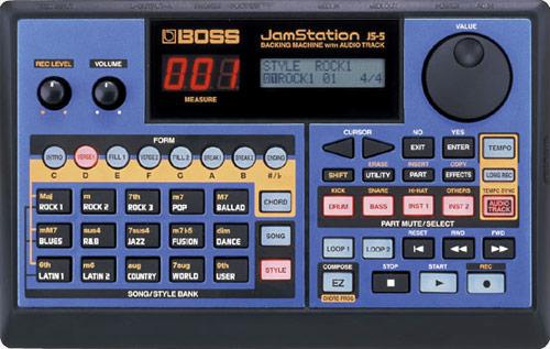 JS-5 | JamStation - BOSS