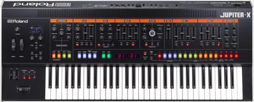 Roland - JUPITER-X   Synthesizer