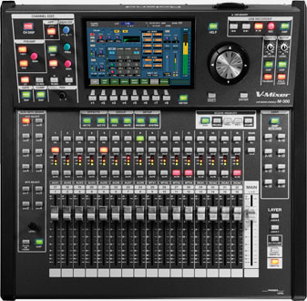 M-300 | 32-Channel Live Digital Mixing     - Roland Pro A/V