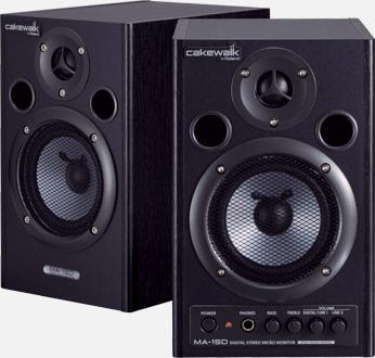 Verrassend MA-15D | Digital Stereo Micro Monitors - Roland JY-07