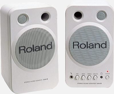 Betere MA-8 | Stereo Micro Monitor - Roland MW-96