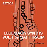 AEZ002 Legendary Synths Vol. 1
