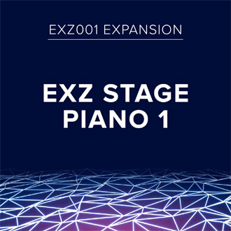 EXZ001 Stage Piano 1