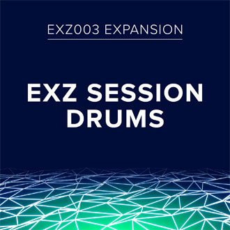 EXZ003 Session Drums