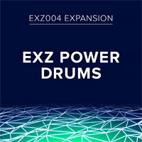 EXZ004 Power Drums